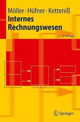 Internes Rechnungswesen (Springer Lehrbuch)  by  Hans Peter Möller