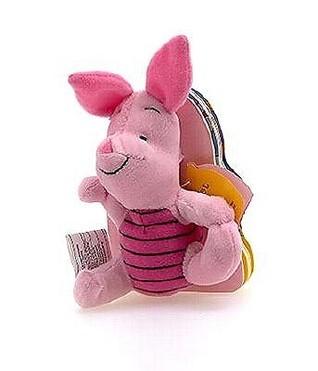Piglet Friendly Tales: Friendly Tales Books [With Plush]  by  Walt Disney Company