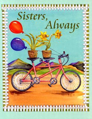 Sisters, Always [With Ribbon with 24k Gold-Plated Charm] Michele Gandolfi