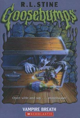 Vampire Breath (Goosebumps, #49)  by  R.L. Stine
