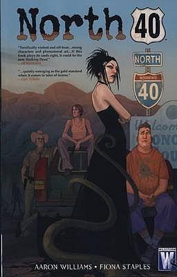 North 40. Writer, Aaron Williams Aaron Williams
