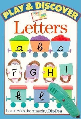 Play and Discover: Letters  by  Cassandra Eason