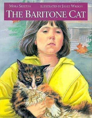 The Baritone Cat  by  Mora Skelton