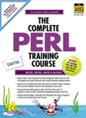 The Complete Perl Training Course  by  Harvey M. Deitel