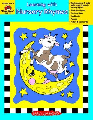 Learning with Nursery Rhymes  by  Evan-Moor Educational Publishing