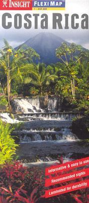 Insight Map Costa Rica American Map Corporation Staff
