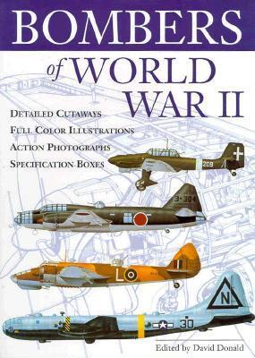 Bombers of World War II  by  David Donald