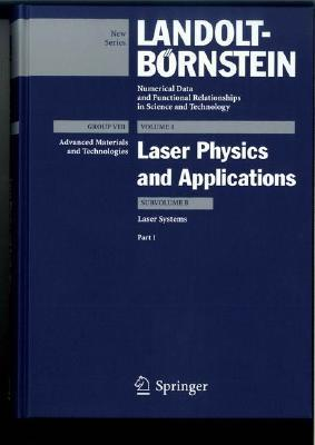 Part 1 (Landolt Bornstein: Numerical Data And Functional Relationships In Science And Technology   New Series)  by  G. Herziger