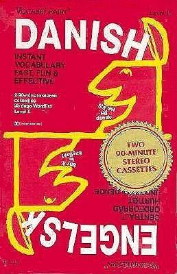 VocabuLearn Danish-English: Level 2, Vol. 2  by  Penton Overseas Inc.