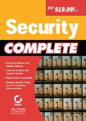 Security Complete  by  Sybex