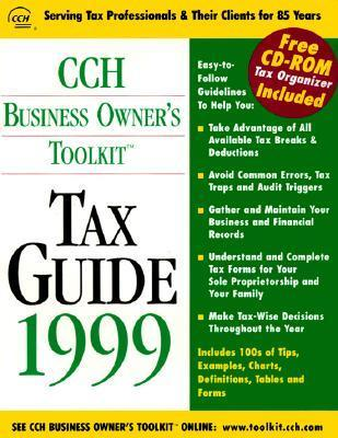 CCH Business Owners Toolkit Tax Guide [With CDROM]  by  Susan M. Jacksack