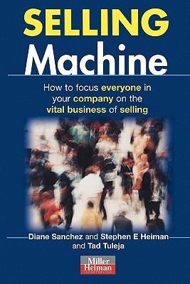 Selling Machine  by  Diane Sanchez