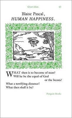 Pensees =: Thoughts  by  Blaise Pascal