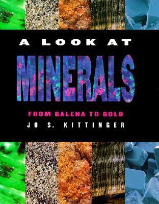 A Look At Minerals: From Galena To Gold  by  Jo S. Kittinger