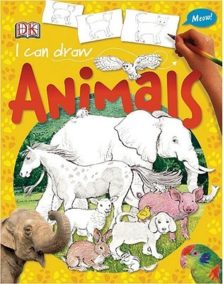 I Can Draw Animals Lorrie Mack