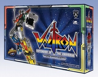Voltron Battle Miniatures Game  by  Various