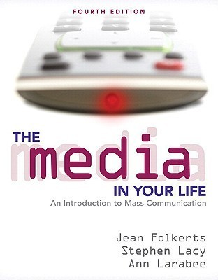 The Mycommunicationlab with Pearson Etext -- Standalone Access Card -- For Media in Your Life Jean Folkerts