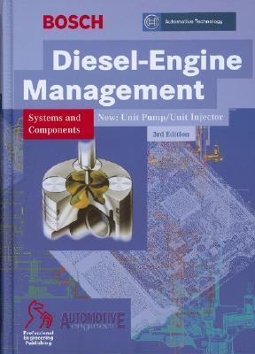 Diesel Engine Management (Bosch Handbooks (Rep)) Bosch GmbH