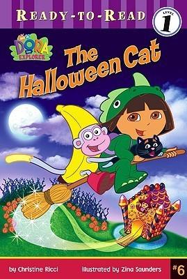 The Halloween Cat  by  Christine Ricci
