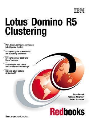 Lotus Domino R5 Clustering Steve Russell