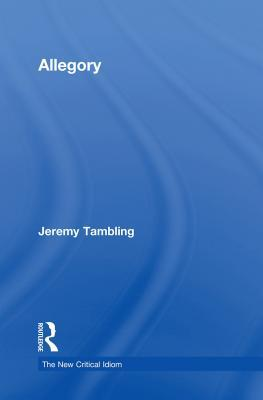 Allegory  by  Jeremy Tambling