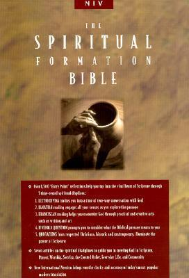Spiritual Formation Bible  by  Anonymous