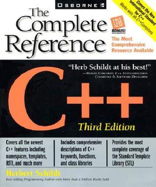 C++ The Complete Reference Herbert Schildt
