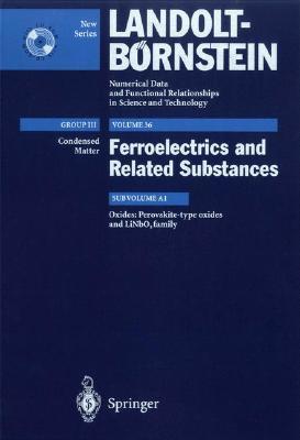 Perovskite-Type Oxides and Linbo3 Family  by  Y. Shiozaki