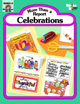 More than a Report: Celebrations Evan-Moor Educational Publishing