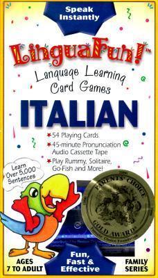 Linguafun! Italian  by  Donald S. Rivera