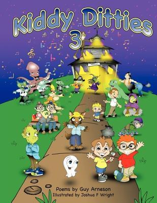 Kiddy Ditties 3  by  Guy Arneson