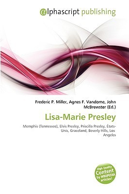 Lisa-Marie Presley  by  Frederic P.  Miller