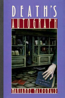 Die Schriftrolle : Roman Marianne Macdonald