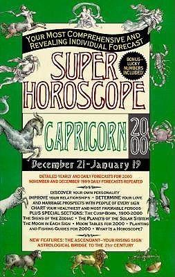 Capricorn 2000 Astrology World