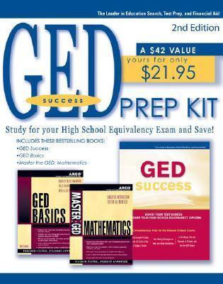 Master the GED Prep Kit  by  Petersons