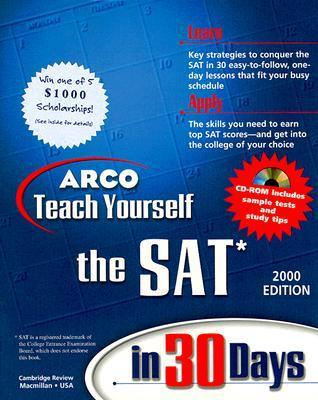 Arco Teach Yourself The Sat In 30 Days CAMBRIDGE REVIEW