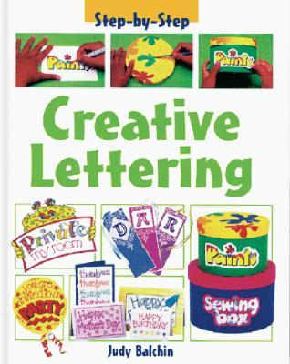 Creative Lettering Judy Balchin