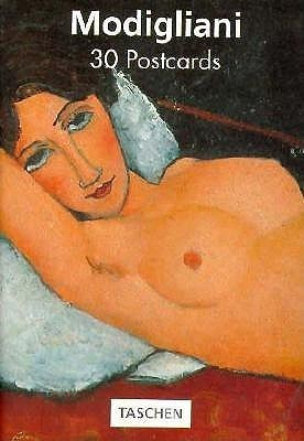 Modigliani Postcard Book  by  Taschen