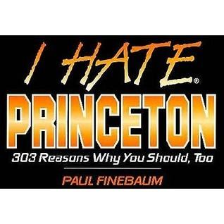 I Hate Princeton Paul Finebaum