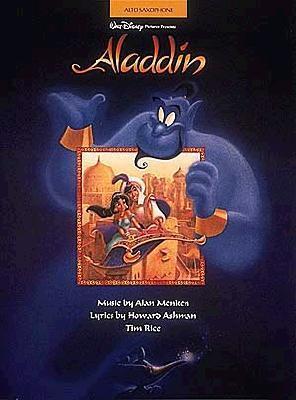 Aladdin: Alto Sax  by  Alan Menken