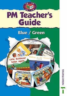 PM Teachers Guide Blue  by  Raewyn Hickey