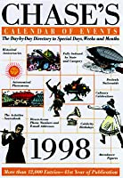 Chases Annual Events, 1995: Calendar of Events  by  William D. Chase