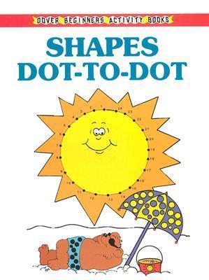 Shapes Dot-to-Dot Barbara Soloff Levy