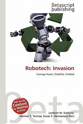 Robotech: Invasion  by  NOT A BOOK