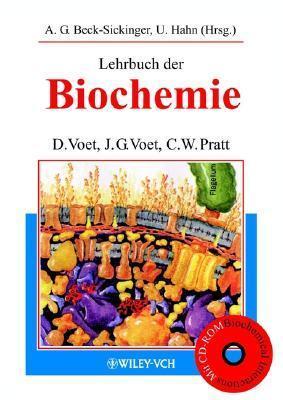 Lehrbuch der Biochemie  by  Donald J. Voet