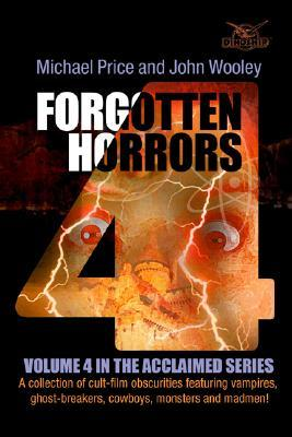 Forgotten Horrors 4 Michael H. Price