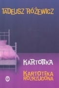Kartoteka. Kartoteka rozrzucona.  by  Tadeusz Różewicz