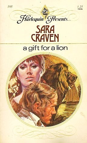 A Gift for a Lion Sara Craven