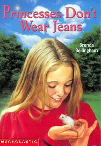 Princesses Dont Wear Jeans  by  Brenda Bellingham