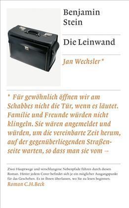 Die Leinwand  by  Benjamin Stein